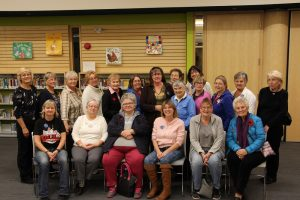 the friends of the library group picture