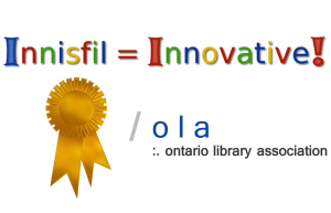 Innisfil = Innovative! Ontario Library Association.