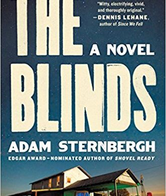the blinds book cover