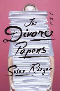 the divorce papers book cover