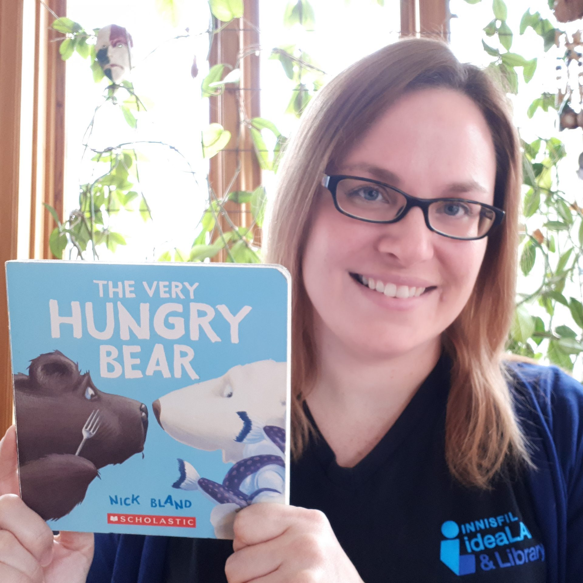 Storytime: The Very Hungry Bear