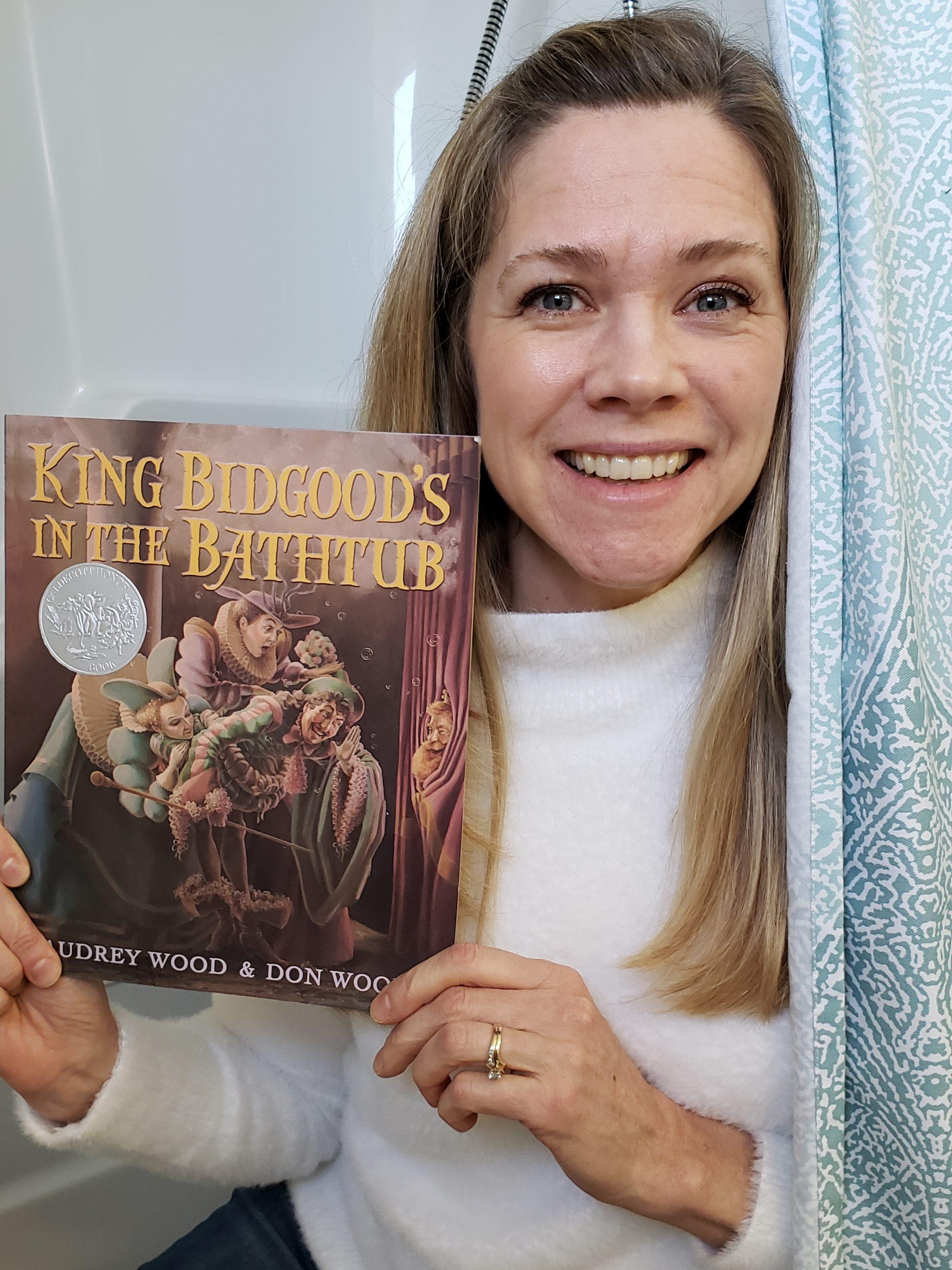 Storytime: King Bidgood's In The Bathtub