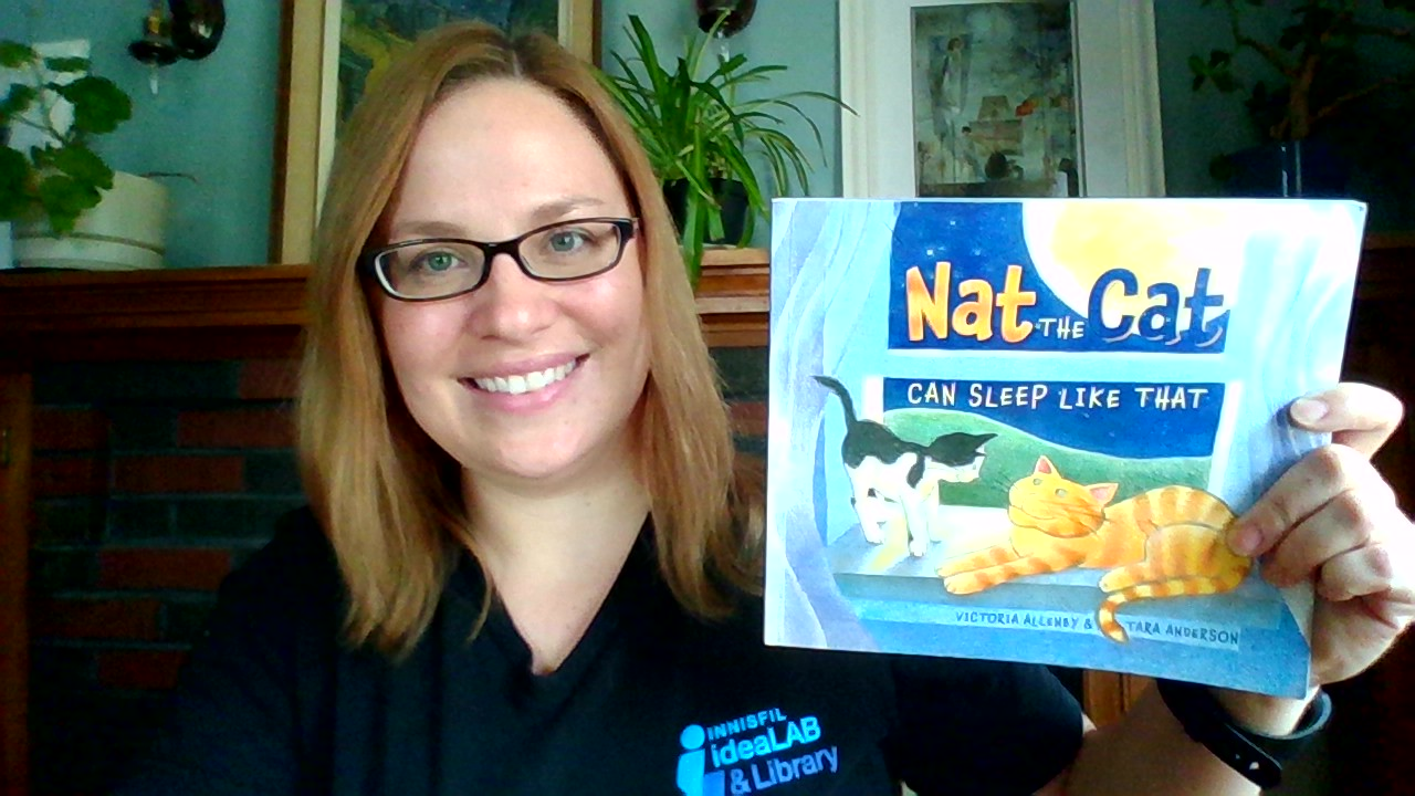 Nat the Cat Storytime with Laura