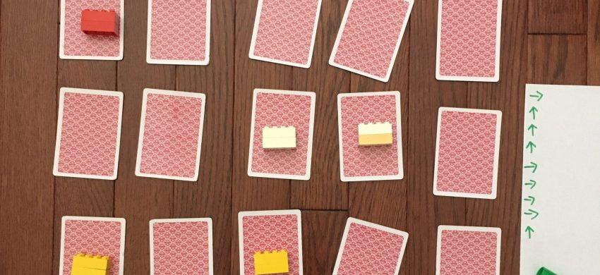 Wired Up Wednesday: Coding with a Deck of Cards