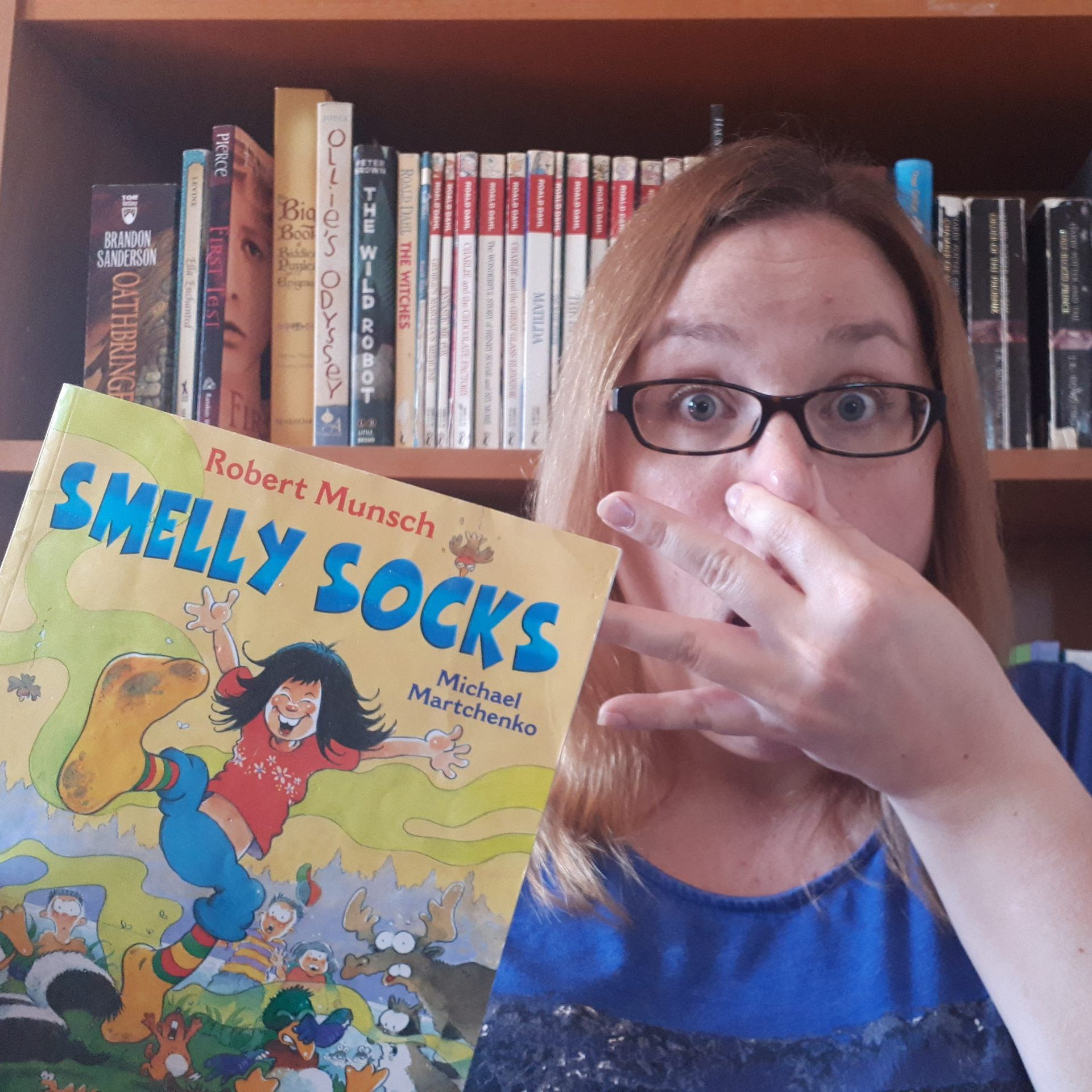 Storytime: Smelly Socks with Laura