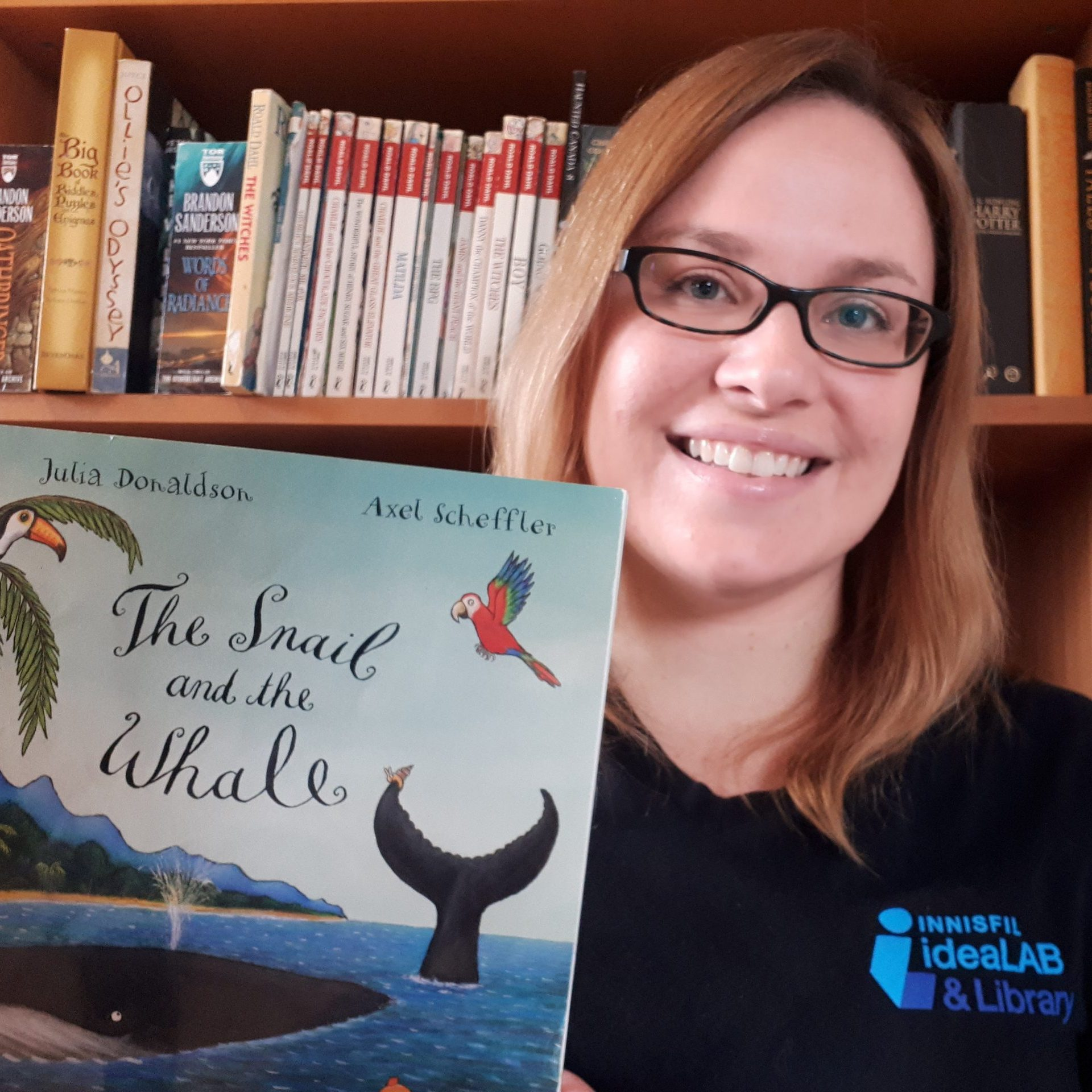 Storytime: The Whale and the Snail