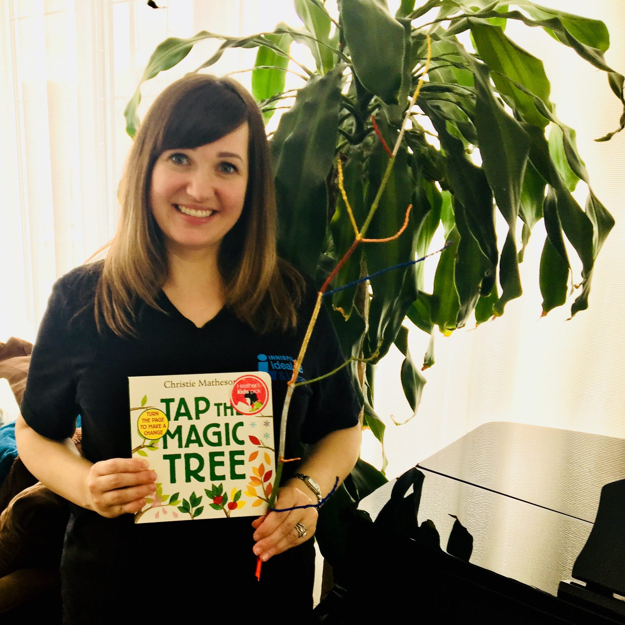 Storytime: Tap The Magic Tree with Marianna