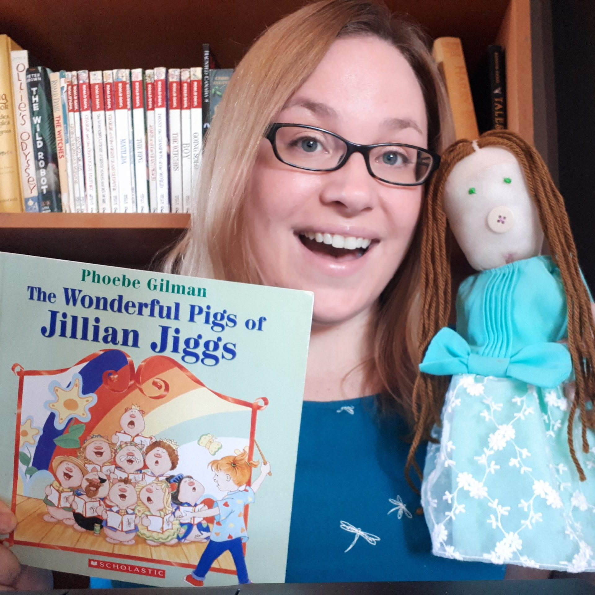 Storytime: The Wonderful Pigs of Jillian Jiggs