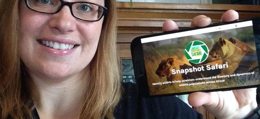 Snapshot Safari