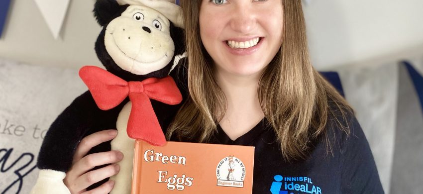 Storytime: Green Eggs and Ham with Marianna