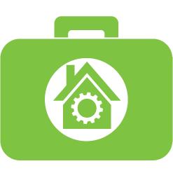 Hacklab home icon