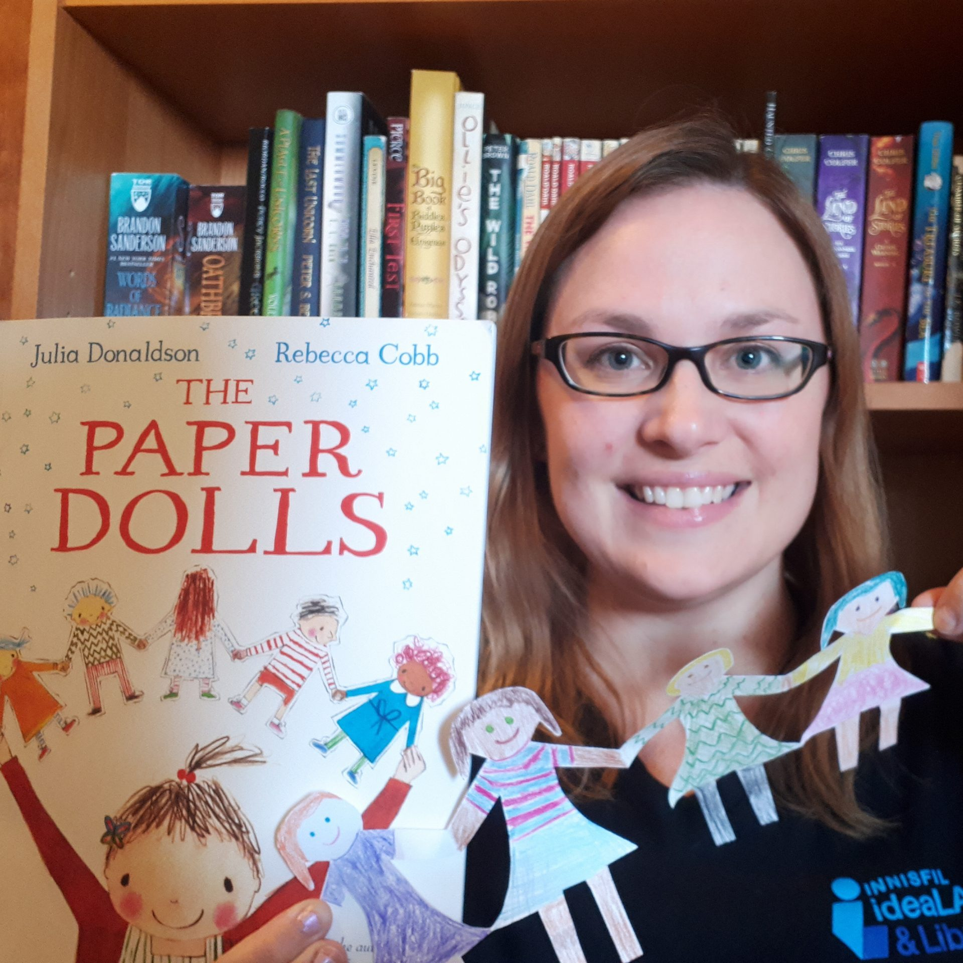 Storytime: The Paper Dolls with Laura