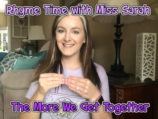 Sing Along: The More We Get Together