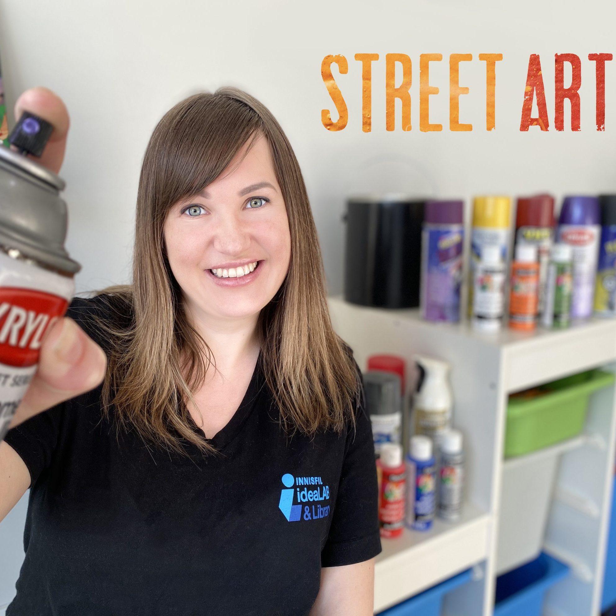 Virtual Street Art Tours