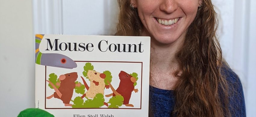 Storytime: Mouse Count with Amy