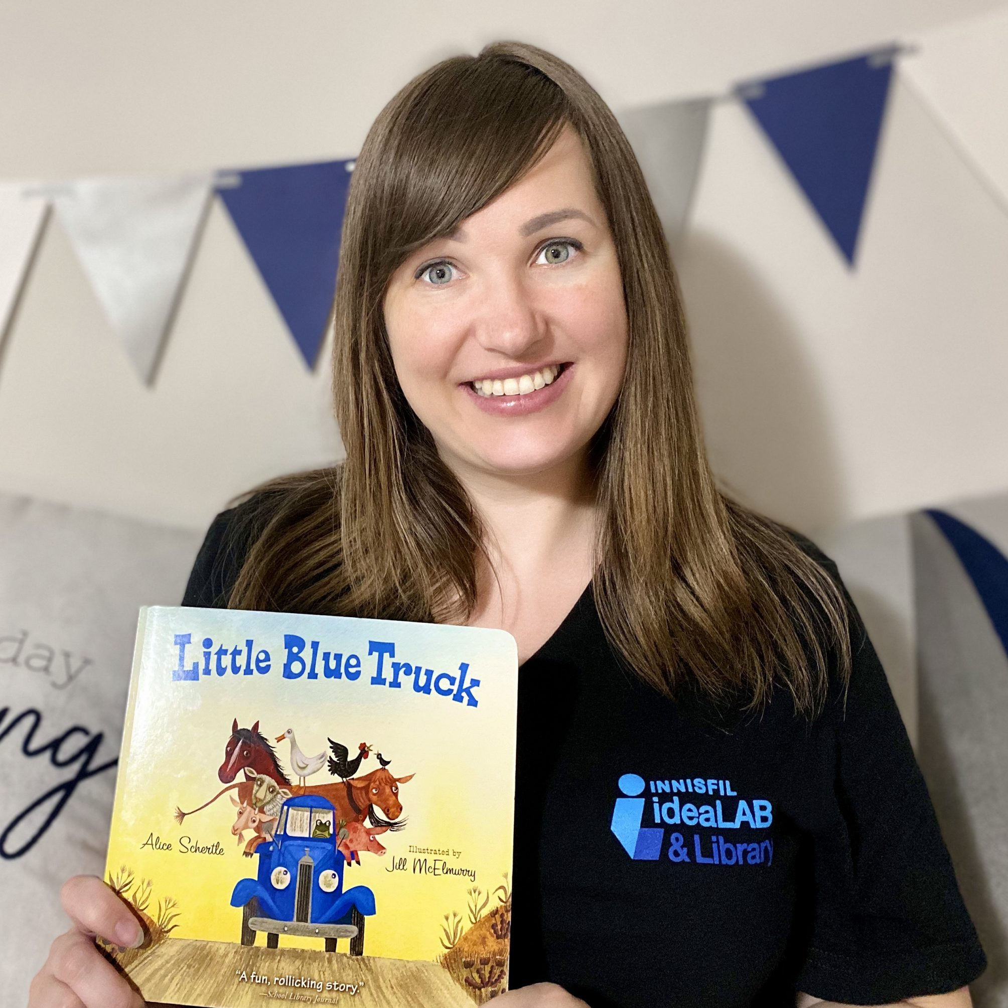 Storytime: Little Blue Truck with Marianna