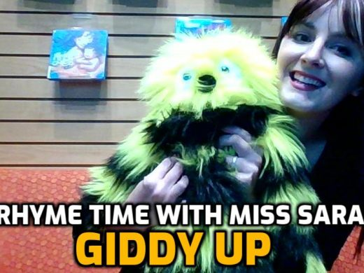 Rhyme Time: Giddy Up with Sarah