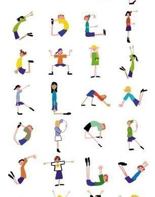Steady Saturdays: Alphabet Stretching