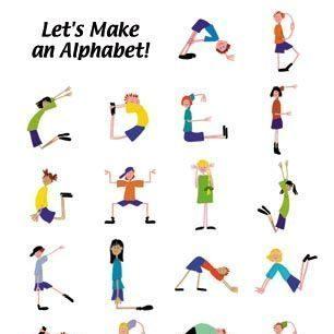 Steady Saturdays: Alphabet Stretching