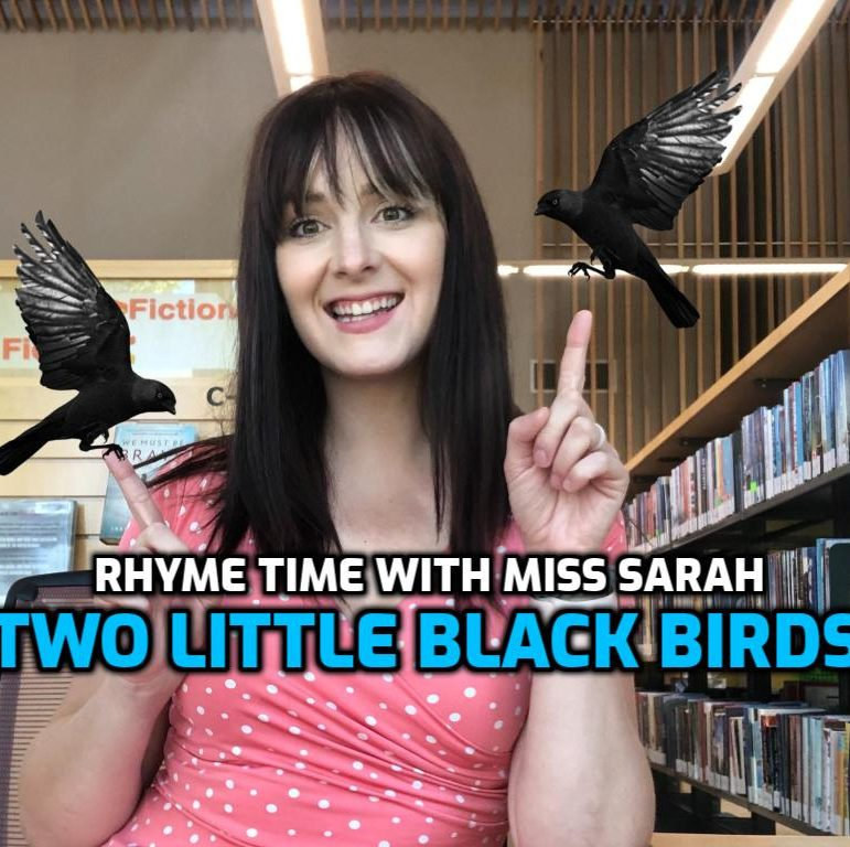 Rhyme Time: Two Little Blackbirds