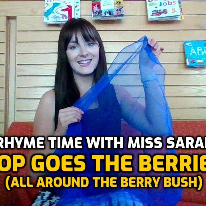 Pop! Goes The Berries