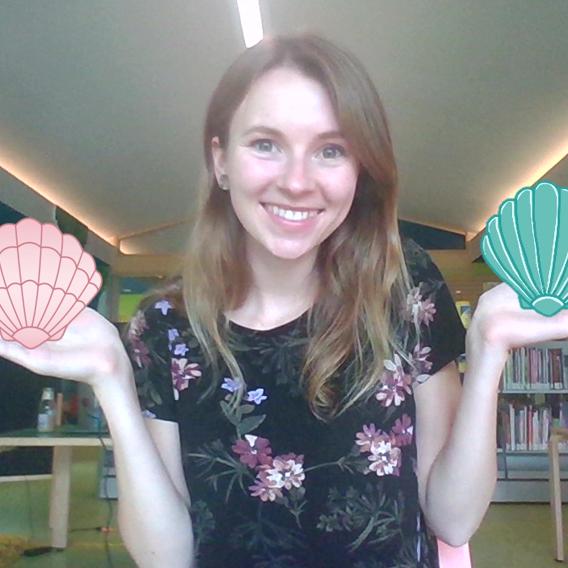 5 Little Seashells Felt Story