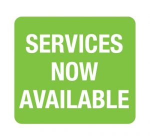 Services now available icon