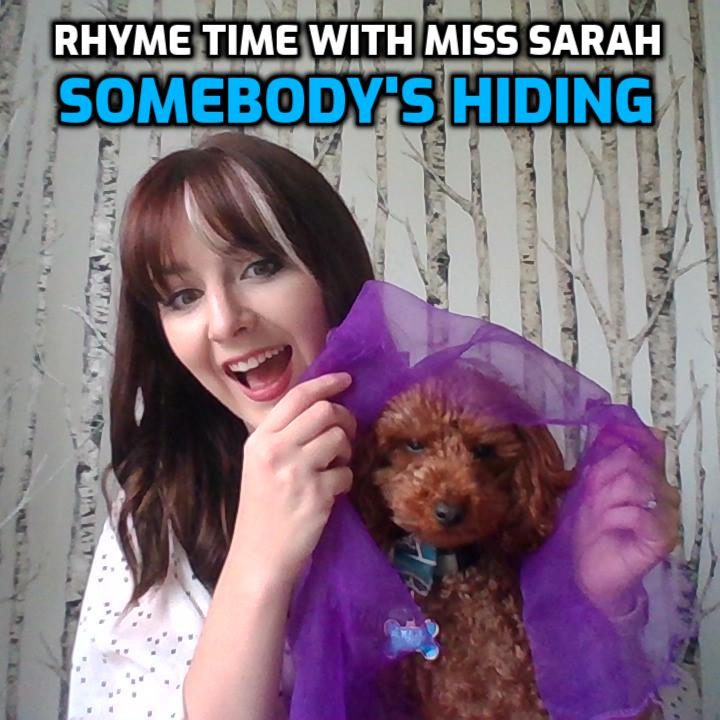 Rhyme Time: Somebody's Hiding