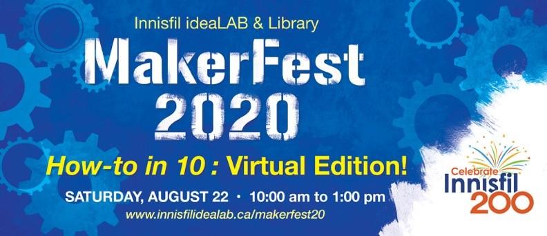 Makerfest banner