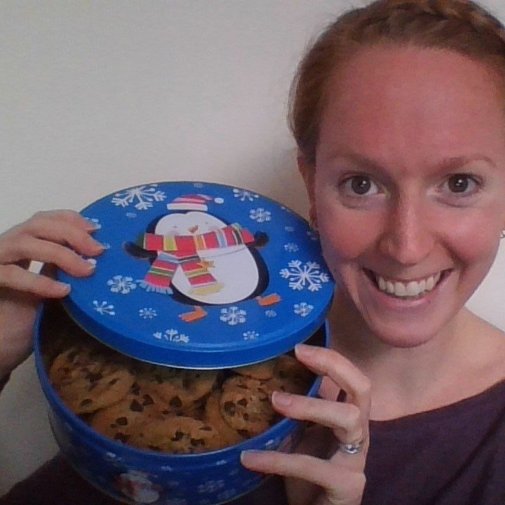 Rhyme Time: Cookies In The Tin