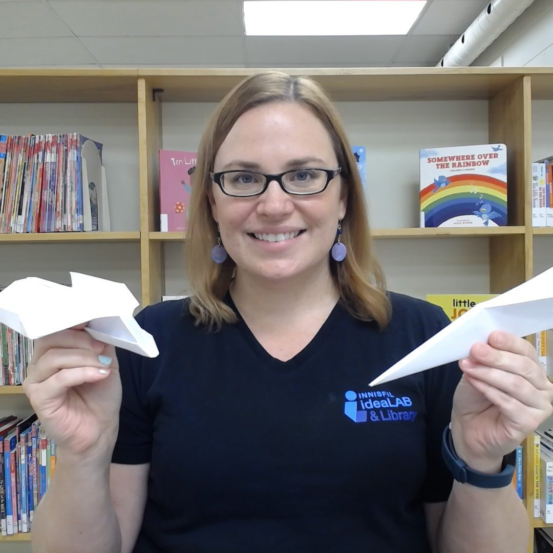 Paper Airplanes STEAM Challenge