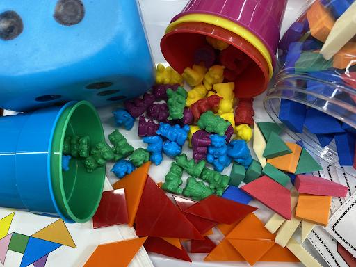 Math Manipulatives Kit