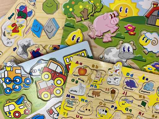 Wooden Puzzles Kit